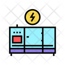 Electrical Meter Box Icon