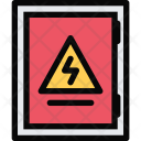 Electrical Panel Plumber Icon