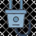 Electrical Plug Plug Plug In Icon