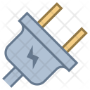 Plug Electrical Icon