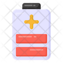 Battery Charging Electrical Power Icon