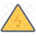 Electrical sign Icon