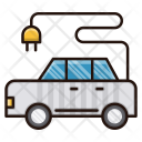 Electrical Transport Environment Icon