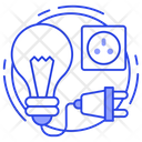 Electrical Works Icon