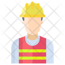 Gelectrician Electrician Man Icon