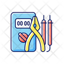 Electrician Work Tool Icon