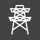 Electricity Tower Electric Icon