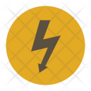 Electricity High Voltage Icon