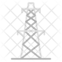 Electricity Electricity Tower Tower Icon
