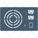 Electricity Power Control Icon