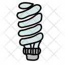 Electricity Efficient Led Icon