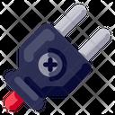 Electricity Plug Electronic Icon