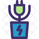 Electricity Electric Power Icon