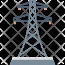 Electricity Pole Pylon Icon