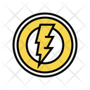 Electricity Service Color Icon