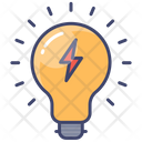 Electricity Sign Symbol Icon