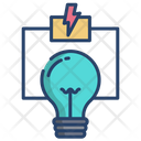 Electricity Electric Energy Power Icon