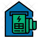 Electricity Bill Bill Power Icon