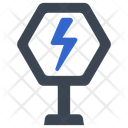 Bolt Electric Electricity Icon