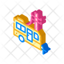 Electricity Connection Mobile Icon