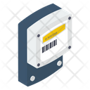Electricity Meter Icon