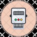 Electric Meter Power Meter Meter Reading Icon