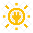 Plug Electricity Icon