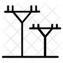 Electricity Pole Icon