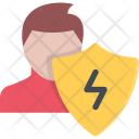 Electricity Protection Icon