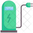 Electric Technology Charge Icon