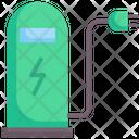 Electricity Pump Icon