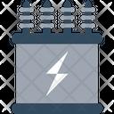 Electricity Transformer Icon