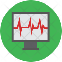 Heartbeat Screen Lifeline Icon