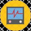 Heartbeat Screen Lifeline Icon
