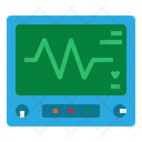 Heart Cardiogrammedical Clinic Icon