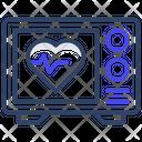 Electrocardiogram Icon