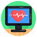 Pulse Heartbeat Heart Rate Icon