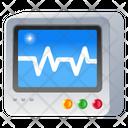 Ecg Machine Electrocardiogram Ekg Icon