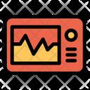 Cardiogram Ecg Icon