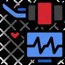 Electrocardiograph Icon