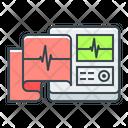 Electrocardiographs Icon