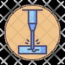 Melectron Beam Melting Electron Beam Melting Melting Icon