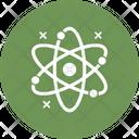 Electron Connection Atom Electron Icon