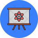 Electron On Board Icon