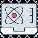 Electron On Laptop Icon