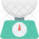 Electronic Scale Food Icon