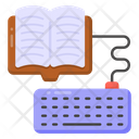 Electronic Book Icon