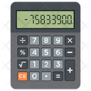 Electronic Calc Icon