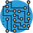 Electronic circuit Icon