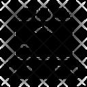 Electronic Conveyor Belt Icon